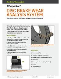 Disc Brake Analysis Brochure