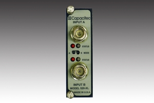 Capacitec 520 Series Non contact displacement amplifier